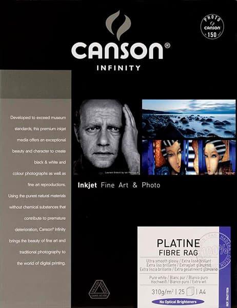 Canson Platine Fibre Rag Media