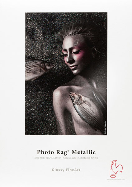 Hahnemühle Photo Rag Metallic