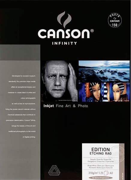 Canson Edition Etching Rag Media