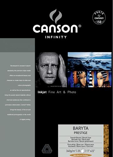 Canson Baryta Prestige Media