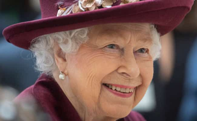 HRH Queen Elizabeth II delivers calming words to the world during the Pandemic.