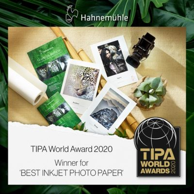Exceptional Sale Prices on Hahnemühle Agave Line Media TIPA 2020 Award Photo Paper of the Year