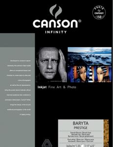 Canson Baryta Prestige Glossy Finish